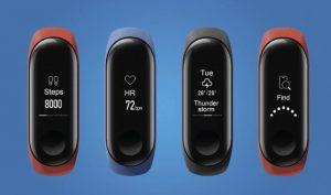 Fitness tracker for sensitive skin