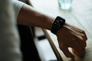 fitbit smartwatch for men