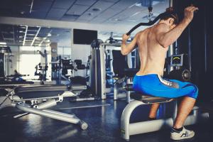 muscular imbalance