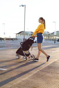 best fitness tracker for pushing stroller